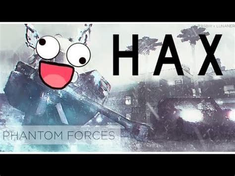 roblox phantom forces hack     credits