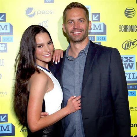 Chatter Busy: Paul Walker Dating