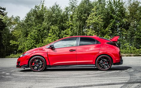 Honda Civic 2016 Type R by The Clarkson Review 2016 Honda Civic Type R