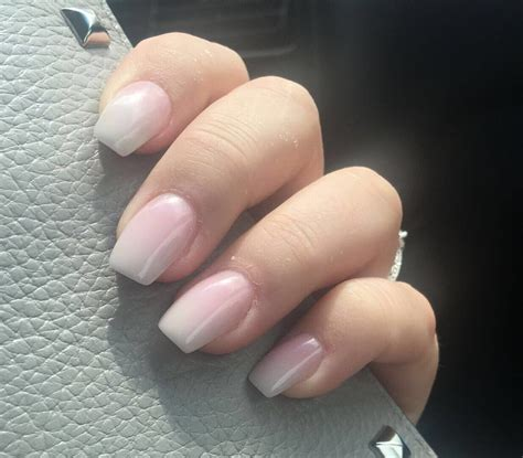 wedding nails french ombre  long perfect yelp