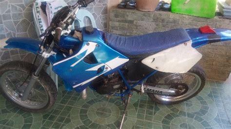 Motorcycle Dt-125 Motard Type