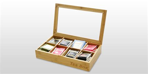 ceramic kitchen knives tea caddy tea box bamboo kitchen storage solutions