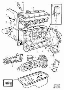Volvo 940 Thread Insert  Engine  Fittings  Trans