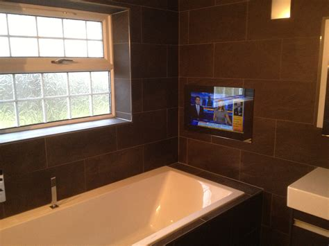 Bathroom Tv Mirror Design Ideas