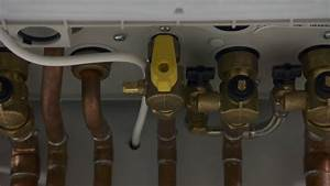 Orientation Of The Pipework On Glow-worm Boilers
