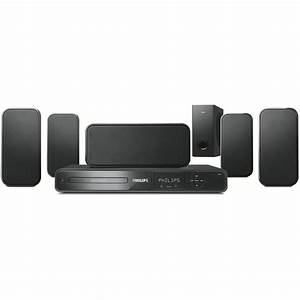 Philips Hts3164 Home Theater System