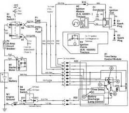 john deere stx38 wiring diagram yellow deck john free