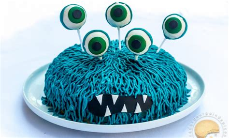 cauchemar cuisine gâteau d anniversaire monstrueusement bon noix de coco