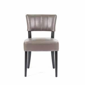 achat de chaises de salle a manger 4 pieds With salle À manger contemporaineavec chaise noir pied bois
