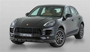 New Porsche Macan Carbon Accessories by LARTE Design  Porsche