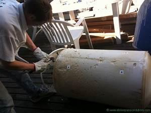 Fabriquer Un Barbecue Avec Un Bidon : fabriquer un barbecue avec un chauffe eau ~ Dallasstarsshop.com Idées de Décoration