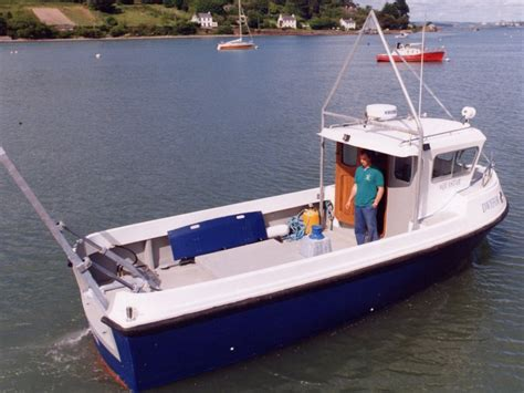 Work On Fishing Boat Ireland by Fitzgerald Marine Deltastar Deltastar 28 Work Boat For
