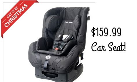 Kids Woot Recaro Convertible Car Seat, $15999