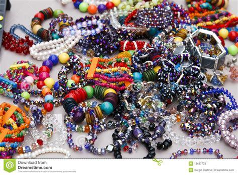Women s costume jewelry stock image. Image of fashion ...