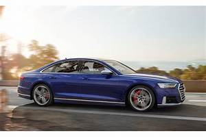 Audi Bestows New S8 Super Saloon With V8 Tfsi Power