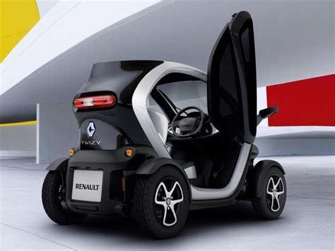Car in pictures - car photo gallery » Renault twizy z e ...
