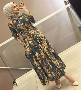 Tenue Tendance Femme : pin by roj on hijab is my style pinterest mode hijab robe hijab and modele hijab ~ Melissatoandfro.com Idées de Décoration