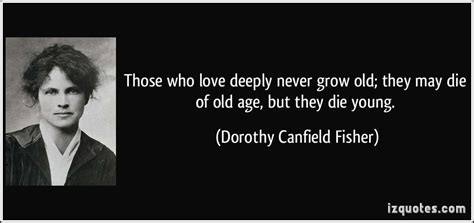 Dying At Young Age Quotes