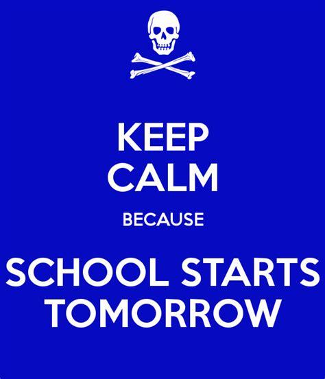 No School Tomorrow Quotes