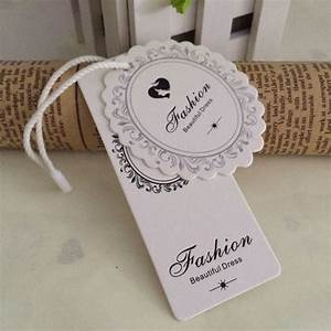 aliexpresscom buy custom clothes hang tag 300gsm paper With create clothing tags