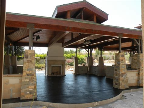outdoor pavilion ability contractors