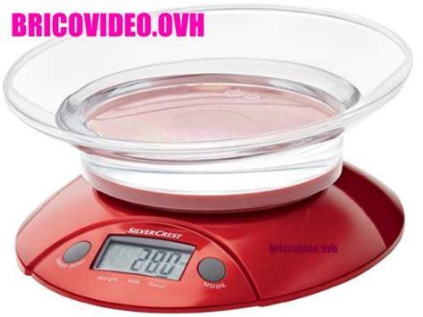 prix balance de cuisine balance de cuisine silvercrest lidl avec plateau bol test