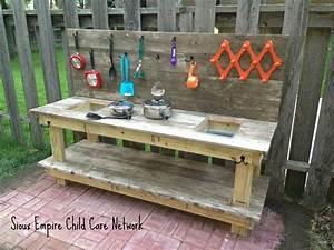 Mud Kitchen Fun! – Sioux Empire Child Care Network