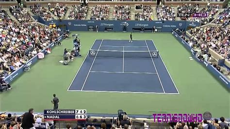 Fognini Nadal Highlights