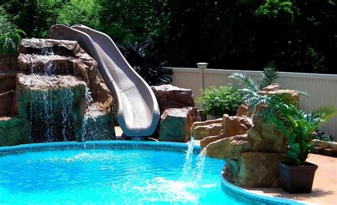 Best Backyard Water Slides by Top 5 Best Pool Slides For Backyard Water Outdoor Chief