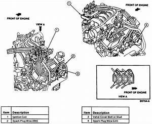 Fireing Order 1996 Ford Ranger 3 0
