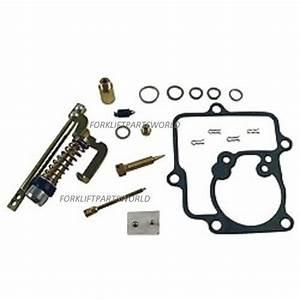 Toyota Forklift Carburetor Repair Kit Model 42