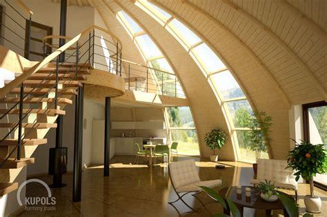 Kupola ģimenes māja - harmoniska dzīves vide | Sustainable ...