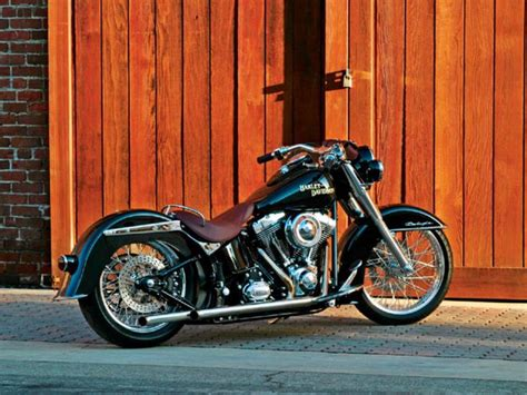 86 Best Harley Davidson Softail Deluxe Images On Pinterest