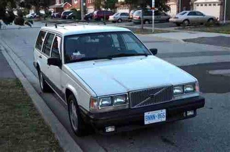 sell   volvo  yurbo intercooler wagon