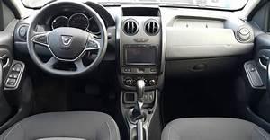Dacia Duster Automatique : dacia duster edc lancement au maroc ~ Gottalentnigeria.com Avis de Voitures