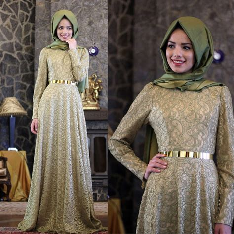 hijab  lace dresses collection hijabiworld
