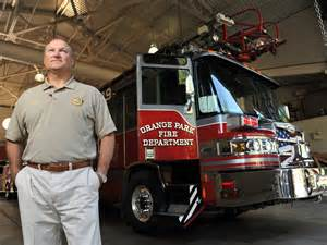 Orange Park fire chief retiring, but staying in profession
