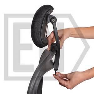 vendorgear headrest for herman miller aeron chair ebay