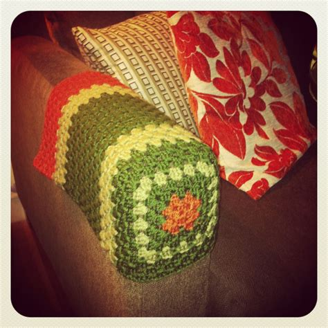 Crochet Pattern For Armchair Covers by Arm Chair Covers Crochet