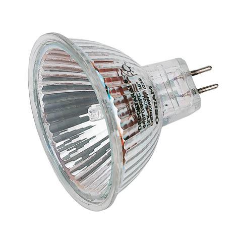 osram halogen bulb 12v 50w mr16 gu5 3 44870wfl