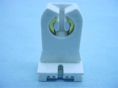 leviton l holder 13357 10 leviton slide on fluorescent lholder ends 13357 n