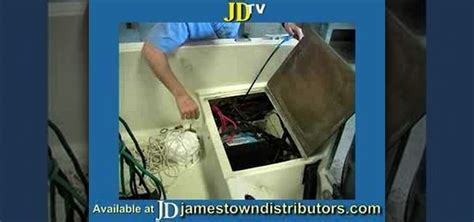 Installing Steering Cable On Boat by How To Install Teleflex Qc Ii Steering Cables On A Boat