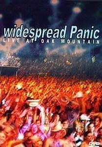 Widespread panic - live at oak mountain (2001) - Tous les ...