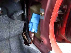 Nissan Micra K11 Fuel Pump Relay Location
