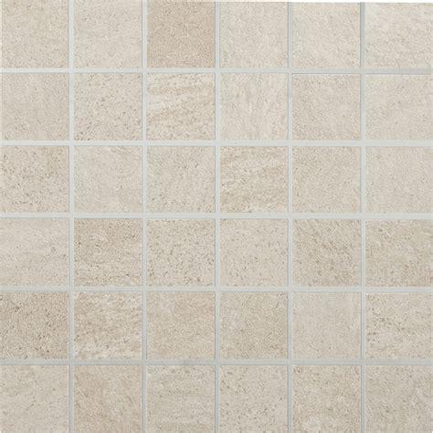 faience cuisine point p mosaïque sol et mur beige 5 x 5 cm leroy merlin