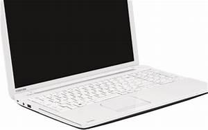Ordinateur Portable Toshiba Blanc : toshiba satellite c55 a 197 blanc pc portable toshiba sur ~ Melissatoandfro.com Idées de Décoration