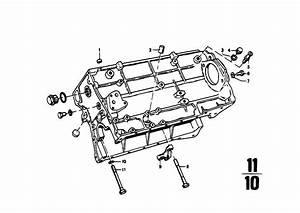 Original Parts For 114 1600gt M10 Coupe    Engine   Engine