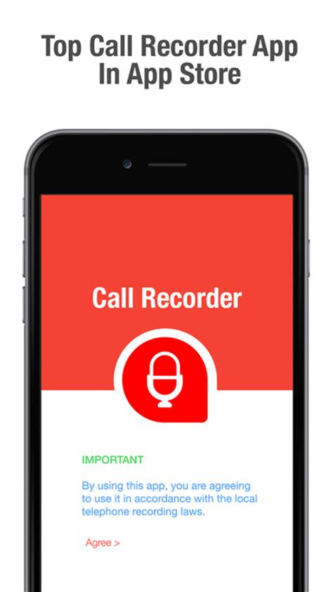 can i record a call on my iphone call recorder record phone conversations app