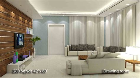 interior for home way2nirman 280 sq yds 42x60 sq ft house 3bhk