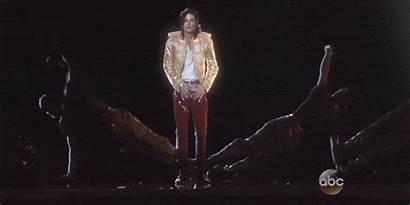 Hologram Jackson Michael Creepy Holograms Gifs Fallen